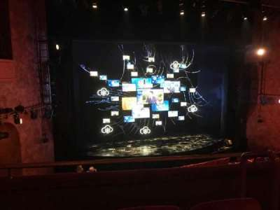 August Wilson Theatre, vak: MEZZL, rij: C, stoel: 5 And 7