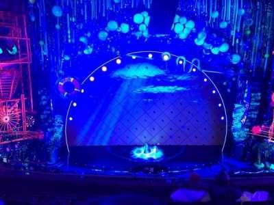 Palace Theatre (Broadway), vak: MEEZC, rij: E, stoel: 104
