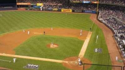 Yankee Stadium, vak: 322, rij: 5, stoel: 1