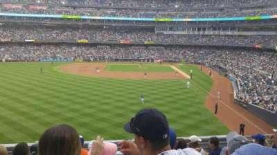 Yankee Stadium, vak: 234, rij: 8, stoel: 16
