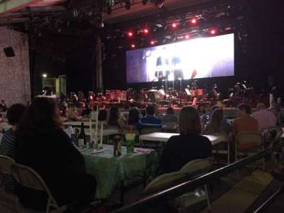 Chastain Park Amphitheater, vak: B-2R, rij: A, stoel: 6-7