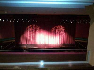 Landis Theater vak Mezzanine