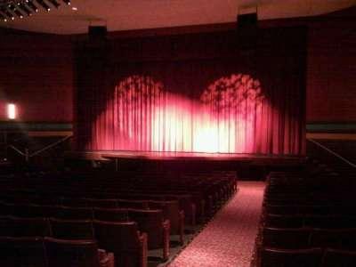 Landis Theater vak orchestra right