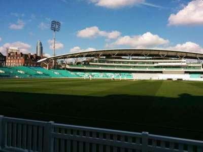 Kia Oval, vak: Pavilion Terrace, rij: d, stoel: 72