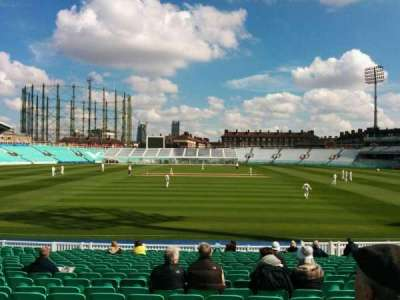 Kia Oval, vak: 2, rij: 21, stoel: 71