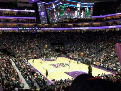 Golden 1 Center vak 102