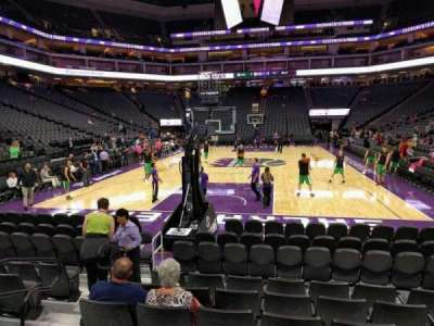 Golden 1 Center vak 126