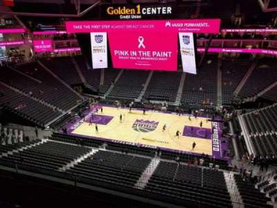 Golden 1 Center vak 217