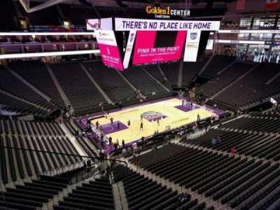 Golden 1 Center vak 207