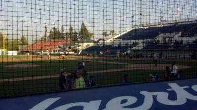 LoanMart Field, vak: SB10, rij: F, stoel: 16