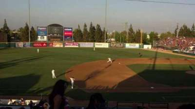 LoanMart Field, vak: Club 14, rij: 12, stoel: 4