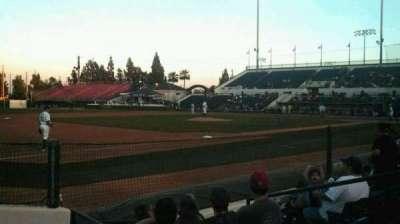 LoanMart Field, vak: FB16, rij: E, stoel: 7
