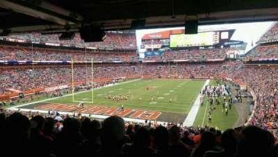 FirstEnergy Stadium, vak: 149, rij: 38, stoel: 17
