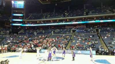 Nationwide Arena, vak: 114, rij: C, stoel: 9