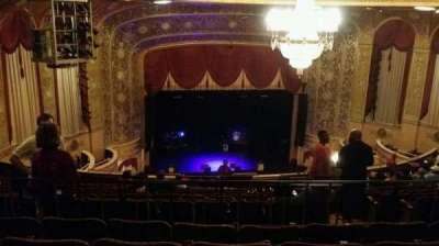 Warner Theatre (Washington, D.C.), vak: uprbl, rij: pp, stoel: 13