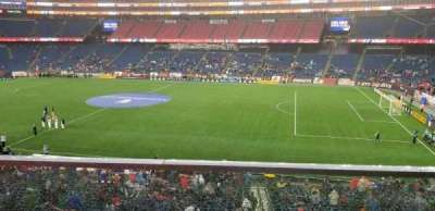 Gillette Stadium vak CL7
