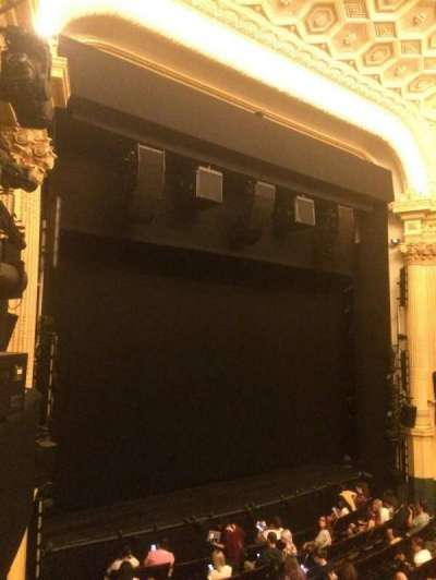 Hudson Theatre, vak: Dress Circle, rij: A, stoel: 15