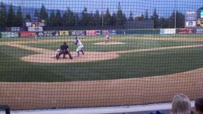 LoanMart Field, vak: 5, rij: E, stoel: 16