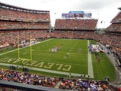 FirstEnergy Stadium, vak: 349, rij: 1, stoel: 7