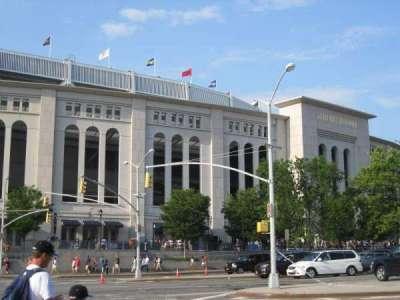Yankee Stadium, vak: exterior