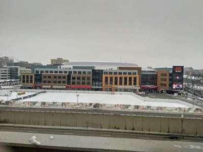 Little Caesars Arena, vak: exterior