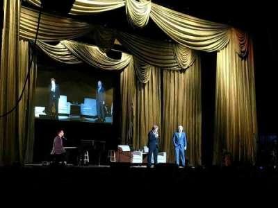 Saenger Theatre (New Orleans), vak: Orchestra L, rij: N, stoel: 35