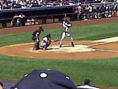 Yankee Stadium, vak: 116, rij: 10, stoel: 8