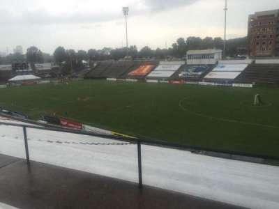 American Legion Memorial Stadium, vak: 3, rij: CC, stoel: 4