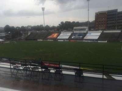 American Legion Memorial Stadium, vak: 5, rij: HH, stoel: 7