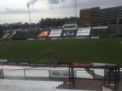 American Legion Memorial Stadium, vak: 7, rij: NN, stoel: 2