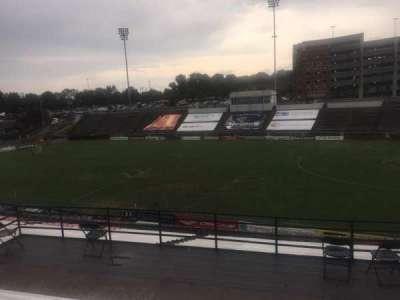 American Legion Memorial Stadium, vak: 3, rij: FF, stoel: 30