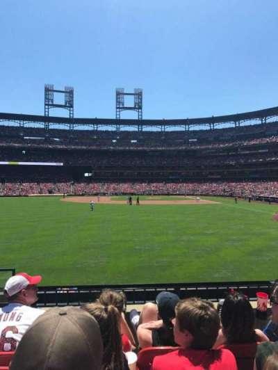 Busch Stadium, vak: 172, rij: 4, stoel: 15