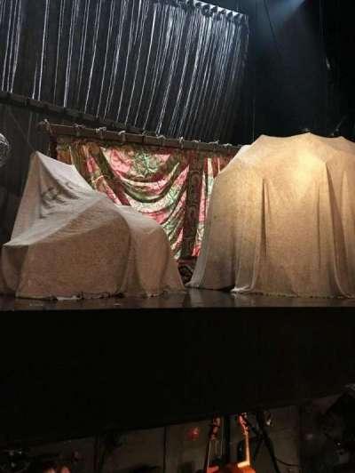 Majestic Theatre, vak: Orchestra, rij: AA, stoel: 1
