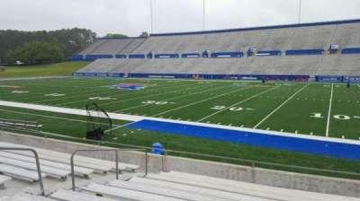 Joe Aillet Stadium, vak: B, rij: 12, stoel: 17