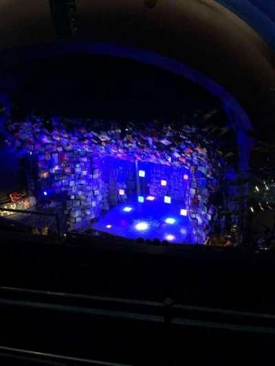 Cambridge Theatre vak Upper circle