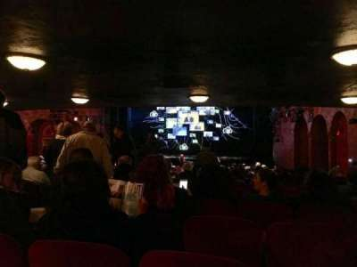 August Wilson Theatre, vak: Orchestra, rij: Y, stoel: 8