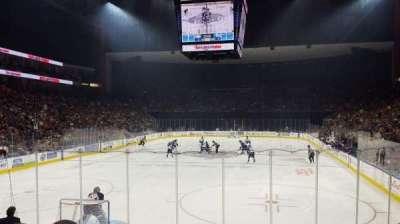 Jacksonville Veterans Memorial Arena, vak: 108, rij: K, stoel: 4