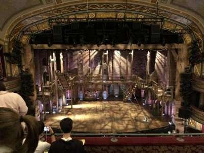 Richard Rodgers Theatre, vak: FMEZZ, rij: D, stoel: 108