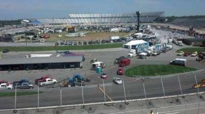 Dover International Speedway, vak: 134, rij: 25