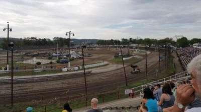 Grandview Speedway, vak: Turn 4