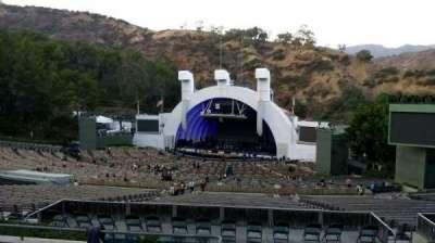 Hollywood Bowl, vak: L1, rij: 7, stoel: 1
