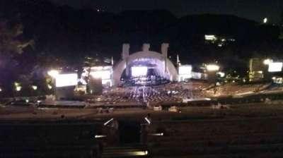 Hollywood Bowl, vak: U1, rij: 15, stoel: 2