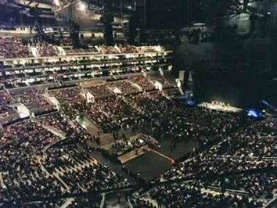 Staples Center, vak: 305, rij: 2, stoel: 3
