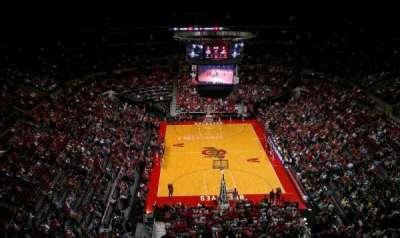 Value City Arena, vak: 314, rij: P, stoel: 21