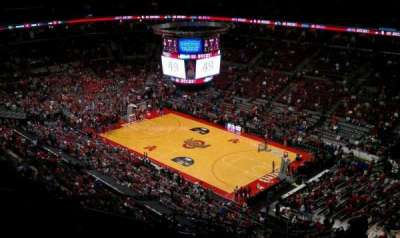 Value City Arena, vak: 301, rij: S, stoel: 17