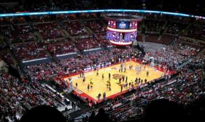 Value City Arena, vak: 327, rij: S, stoel: 4