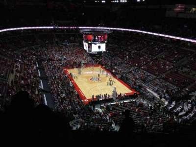 Value City Arena, vak: 333, rij: Q, stoel: 8