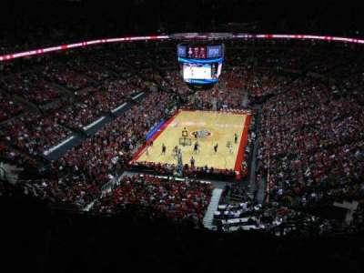 Value City Arena, vak: 330, rij: M, stoel: 10