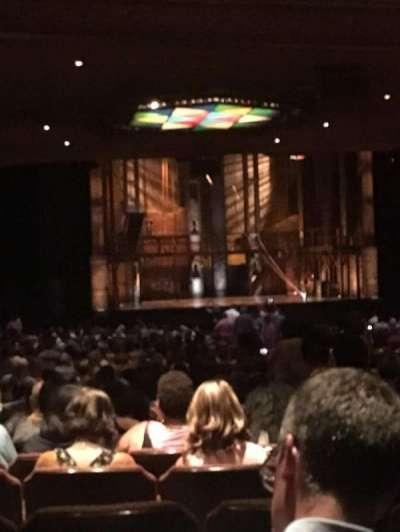 Fox Theatre (Atlanta), vak: ORCHLC, rij: RR, stoel: 75