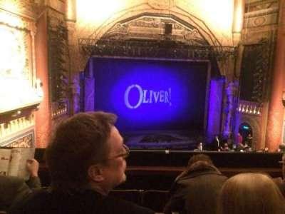 5th Avenue Theatre, vak: Pearl Grand Tier, rij: D, stoel: 7